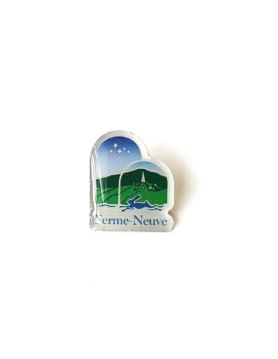 Photo Enamel Pin