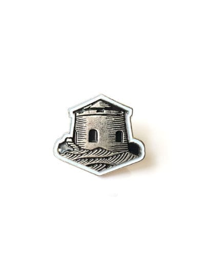Enamel Pin Stone City Ales