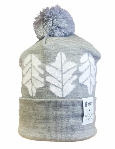 Canadian Made Toque with Woven Label