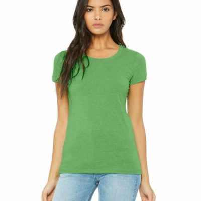 Bella Canvas Womens Triblend Tee