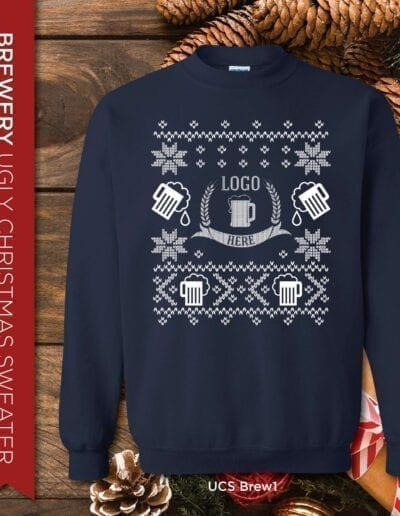 Ugly Christmas Sweater Brewery
