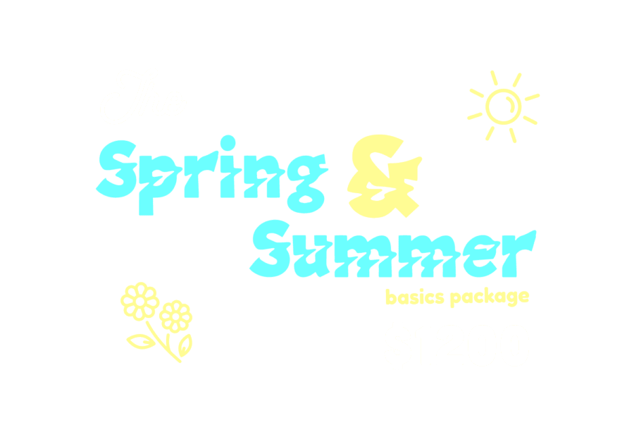 Custom printed apparel sales for spring and summer at Ironclad Graphics